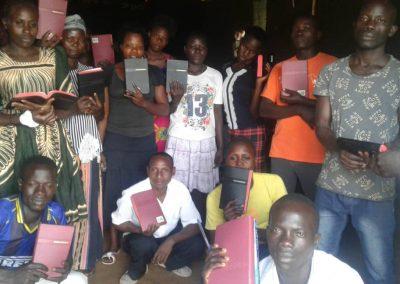 Bibles for  Uganda Initiative