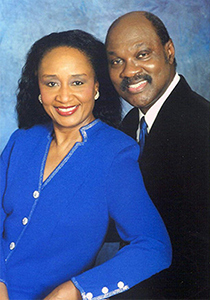 Pastor and Mrs. Milt Matthews